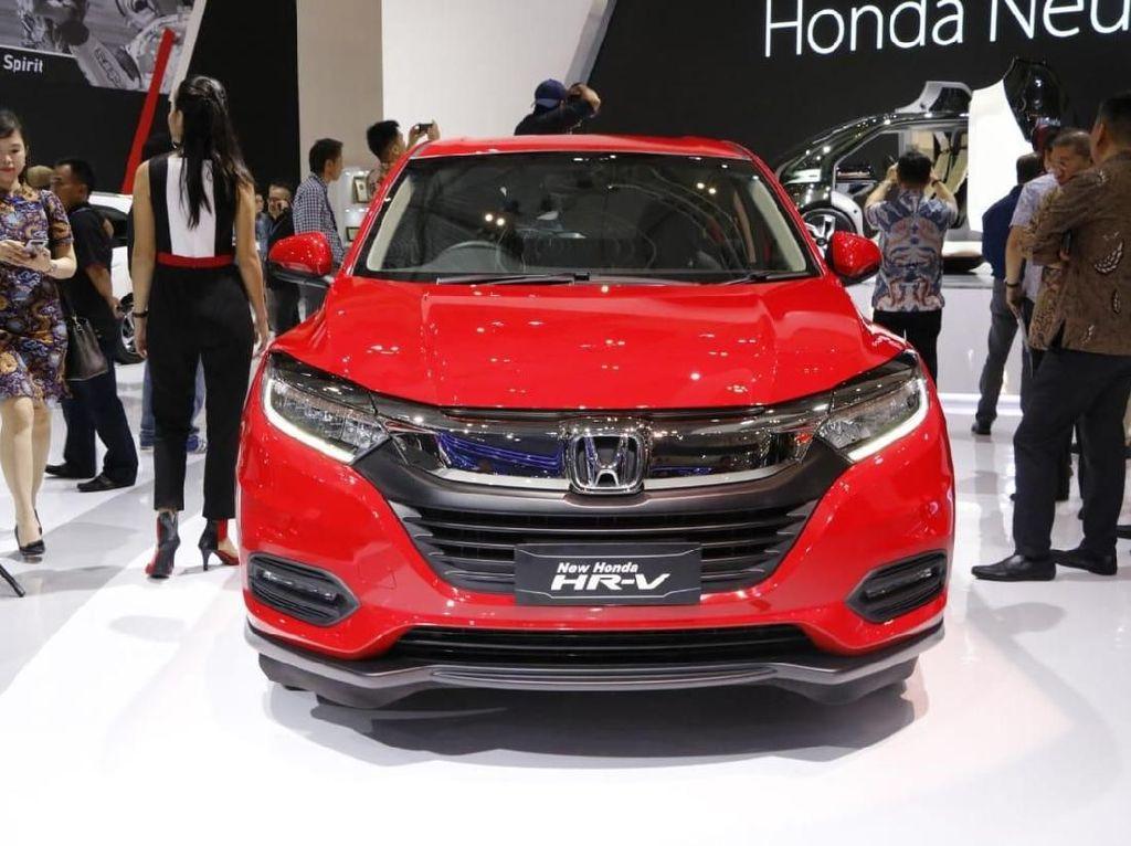 Facelift Honda HR-V Meluncur, Begini Wajah Barunya