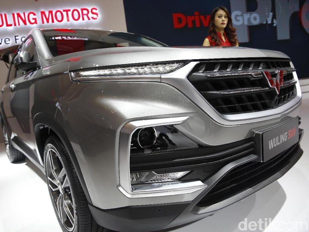 GIIAS 2018: Sabar, SUV Wuling Baru Meluncur Tahun Depan