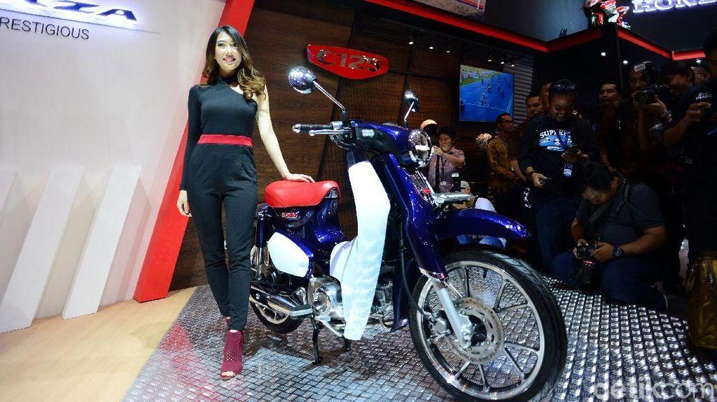 Nostalgia Bareng Honda Super Cub 125