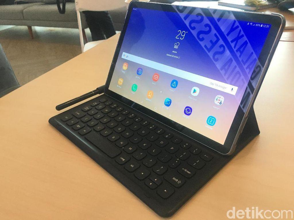 Bakal Rilis Galaxy Tab S6, Samsung?