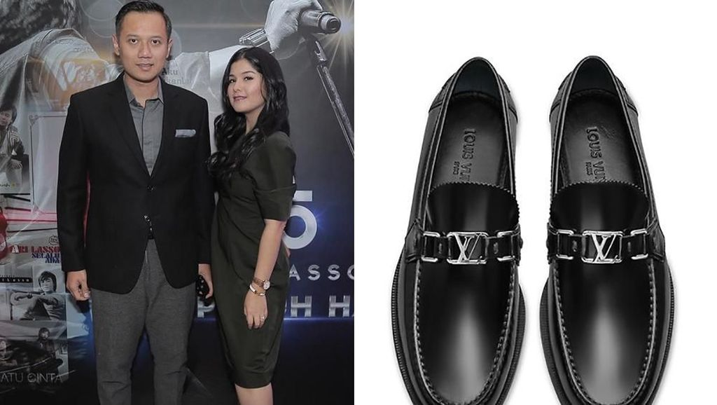 Foto: Ketika SBY, Ibas dan AHY Tampil Gaya dengan Louis Vuitton