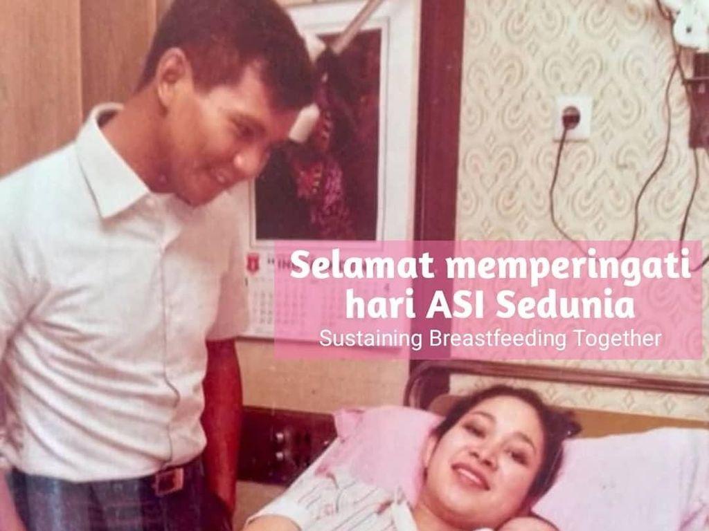 Prabowo-Titiek Unggah Foto Nostalgia, Ini Efeknya