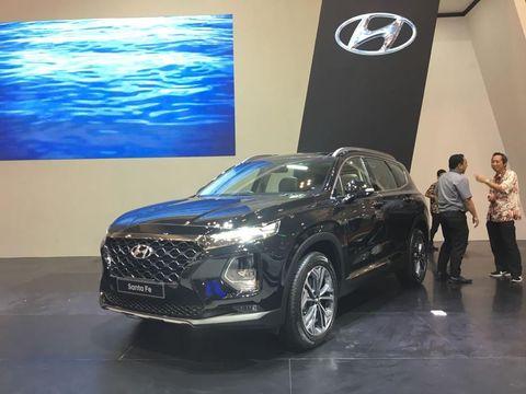 Menu Lengkap Mobil Baru di GIIAS 2018
