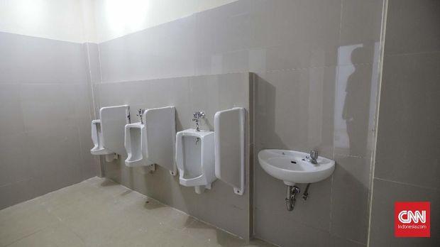 Kebersihan toilet dan sampah akan menjadi evaluasi untuk multievent berikutnya di Jakabaring Sport City.
