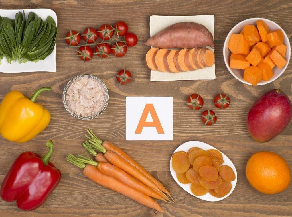 5 Vitamin Mata selain Wortel dan Tomat