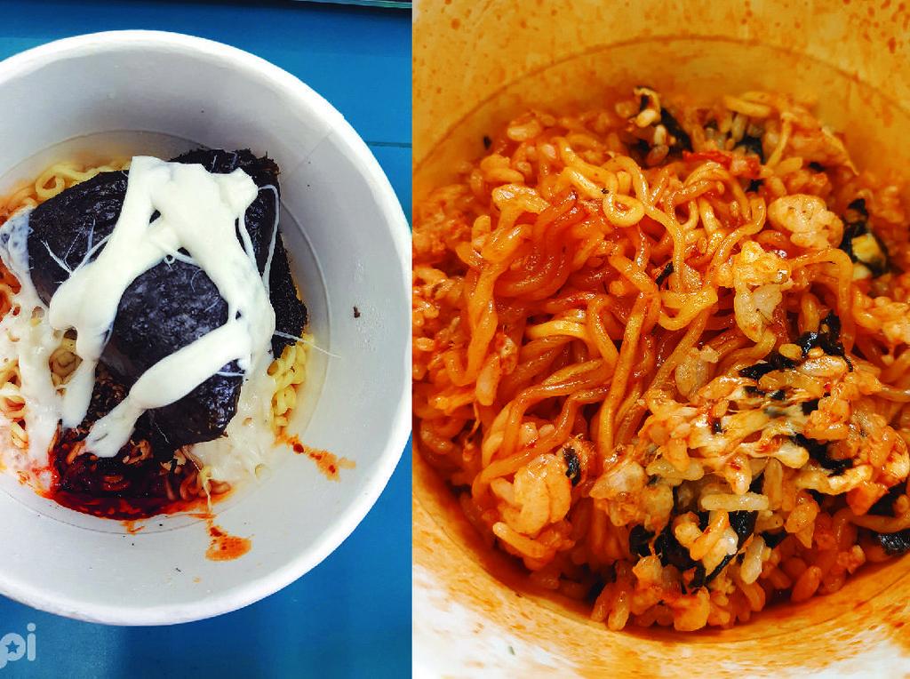 Annyeong! Ini 5 Kreasi Makanan Instan Ala Korea yang Wajib Dicoba