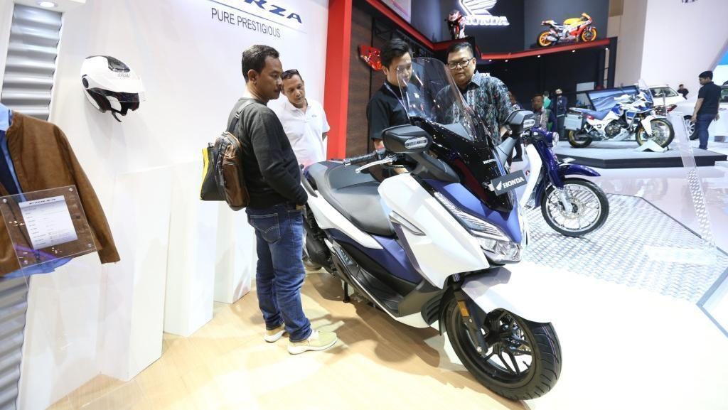 Belum Punya Harga Resmi, Honda Forza Sudah Dipesan 800 Unit