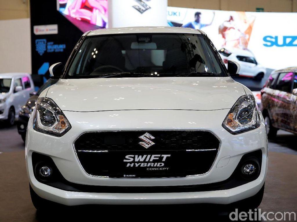 Swift Hybrid, Mobil Ramah Lingkungan dari Suzuki
