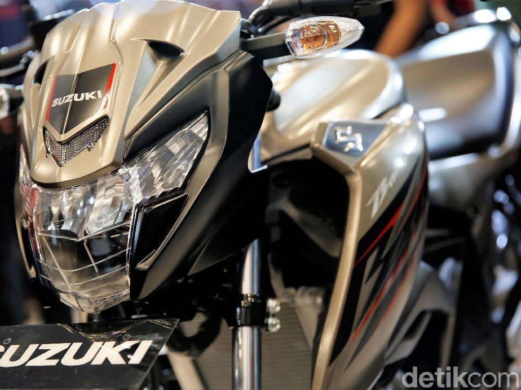 Suzuki Bandit 150 Belum Bisa Kerek Penjualan Suzuki Indonesia
