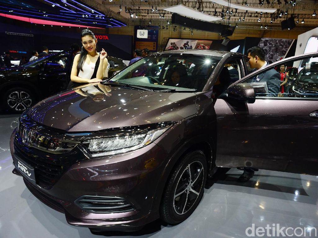 140.000 Honda HR-V Beredar di Jalanan Tanah Air