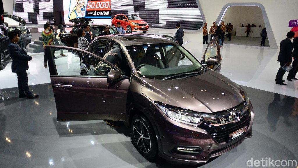 Wajah Baru Honda HR-V