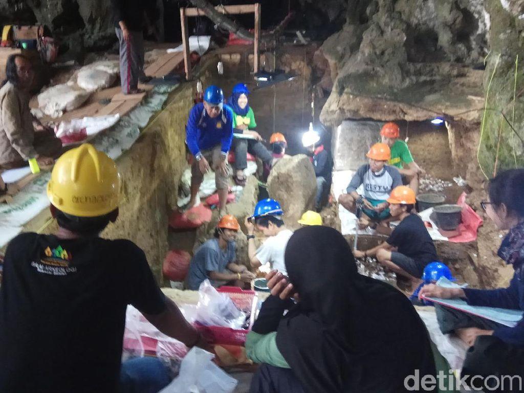Sungai dan Gua Indonesia Banyak Fosil dari Zaman Es, Ini Sebabnya