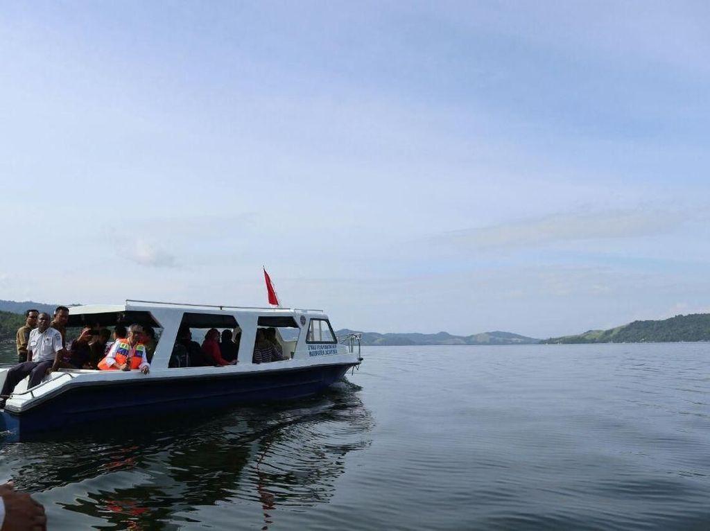 Cegah Pencemaran, KLHK Siapkan Rencana Pengelolaan Danau Sentani