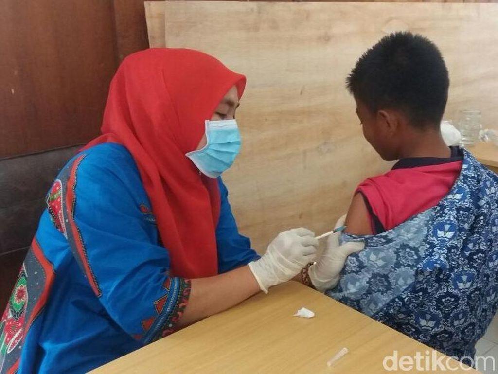 Andai Imunisasi MR Tak Capai Target, Ini Langkah yang Disiapkan Kemenkes