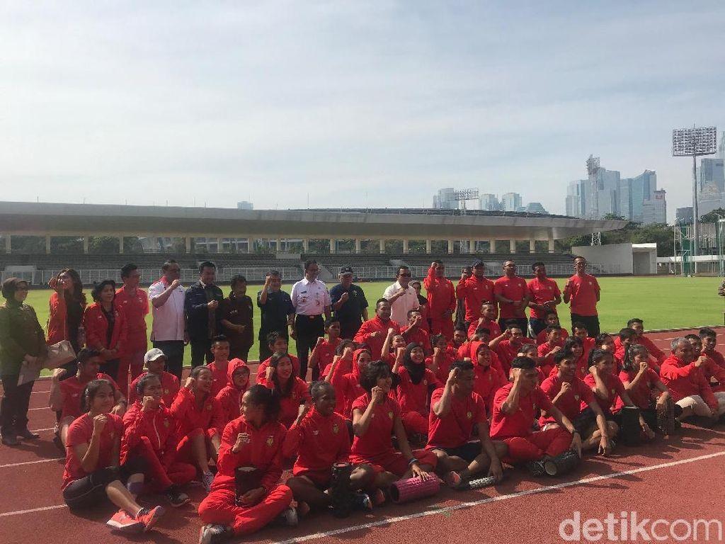Indonesia Turunkan Skuat Gemuk di Asian Games 2018
