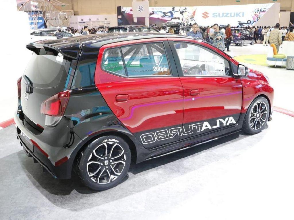 Ayla Turbo Dikembangkan R&D Daihatsu Indonesia