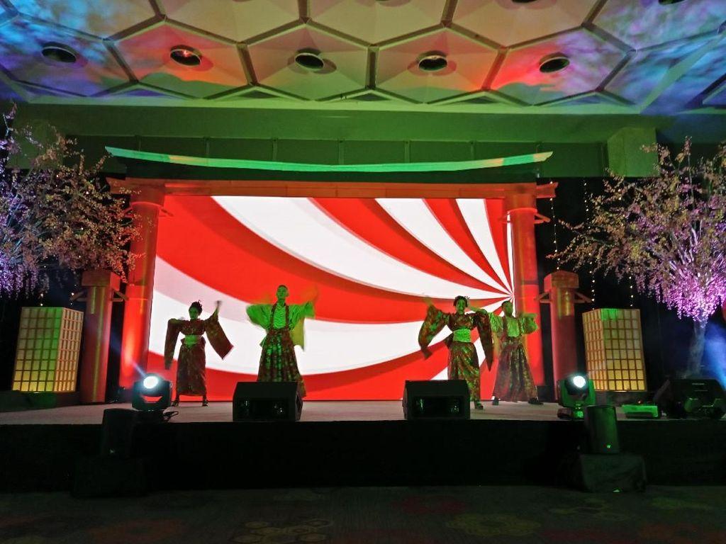 Kemeriahan Gala Dinner 30 Tahun Rinnai di Indonesia