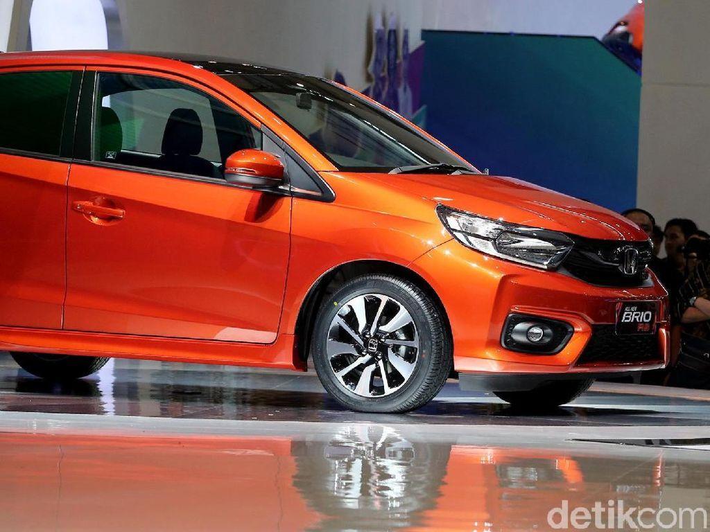 Ada Model Baru di GIIAS 2018, Honda Harap Dongkrak Penjualan Brio
