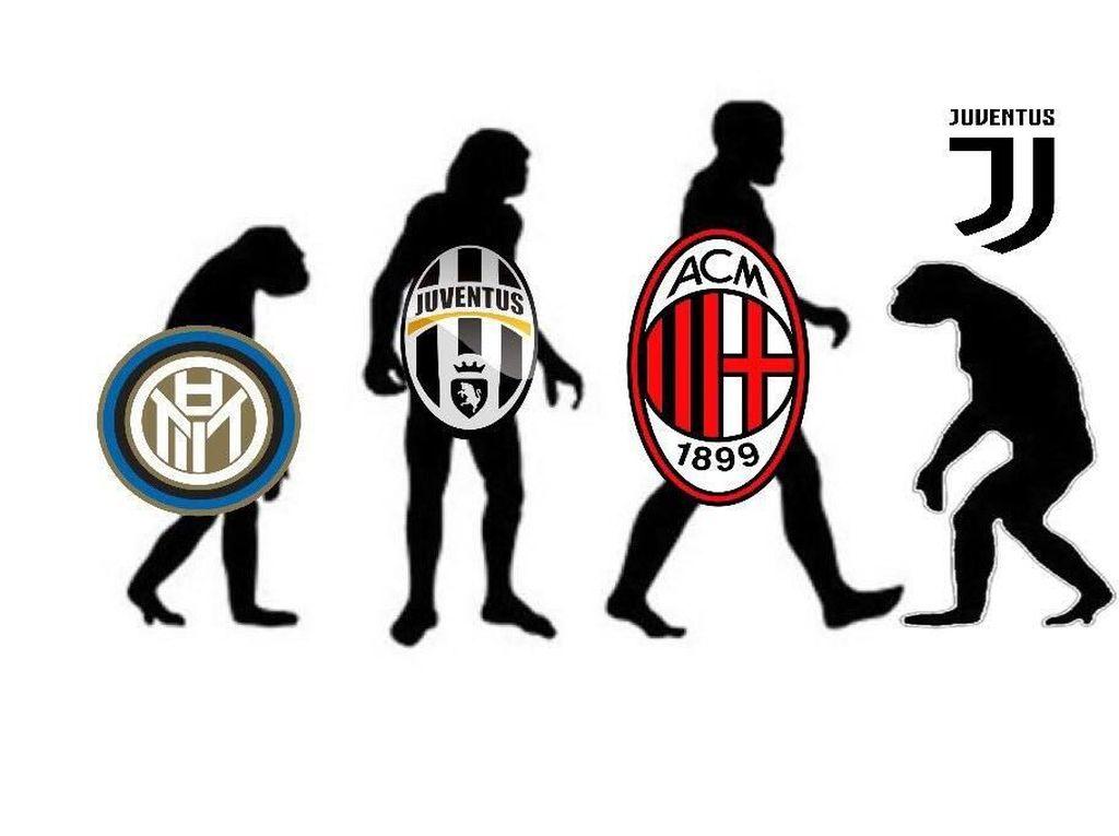 Meme-meme Leonardo Bonucci yang Balik Lagi ke Juventus