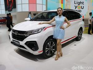 Daihatsu Soal Jualan Mobil di Indonesia Tahun Ini: Jadi Nomor Dua Saja
