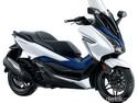 Honda Forza 250 Dikirim ke Konsumen Bulan Depan