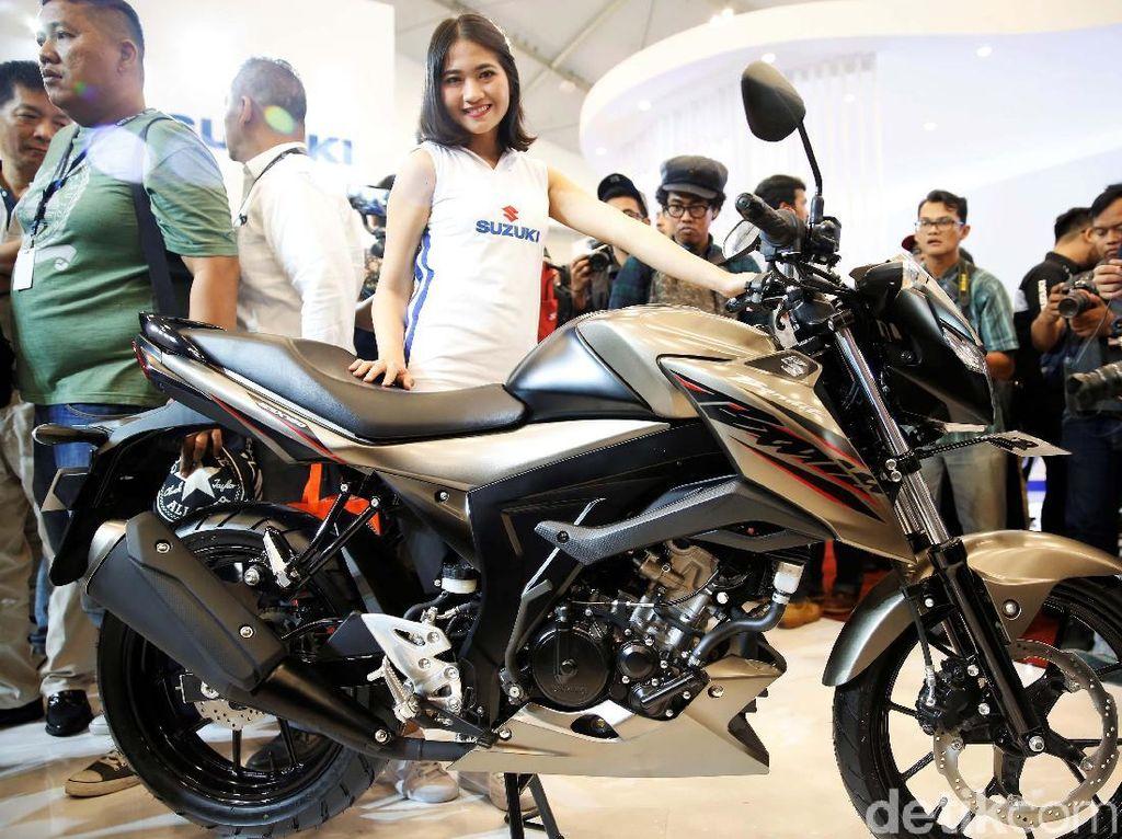 Nex II dan GSX Bantu Angkat Eksistensi Suzuki