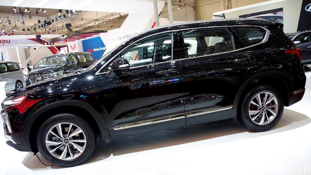SUV Korea Ini Ganteng Maksimal