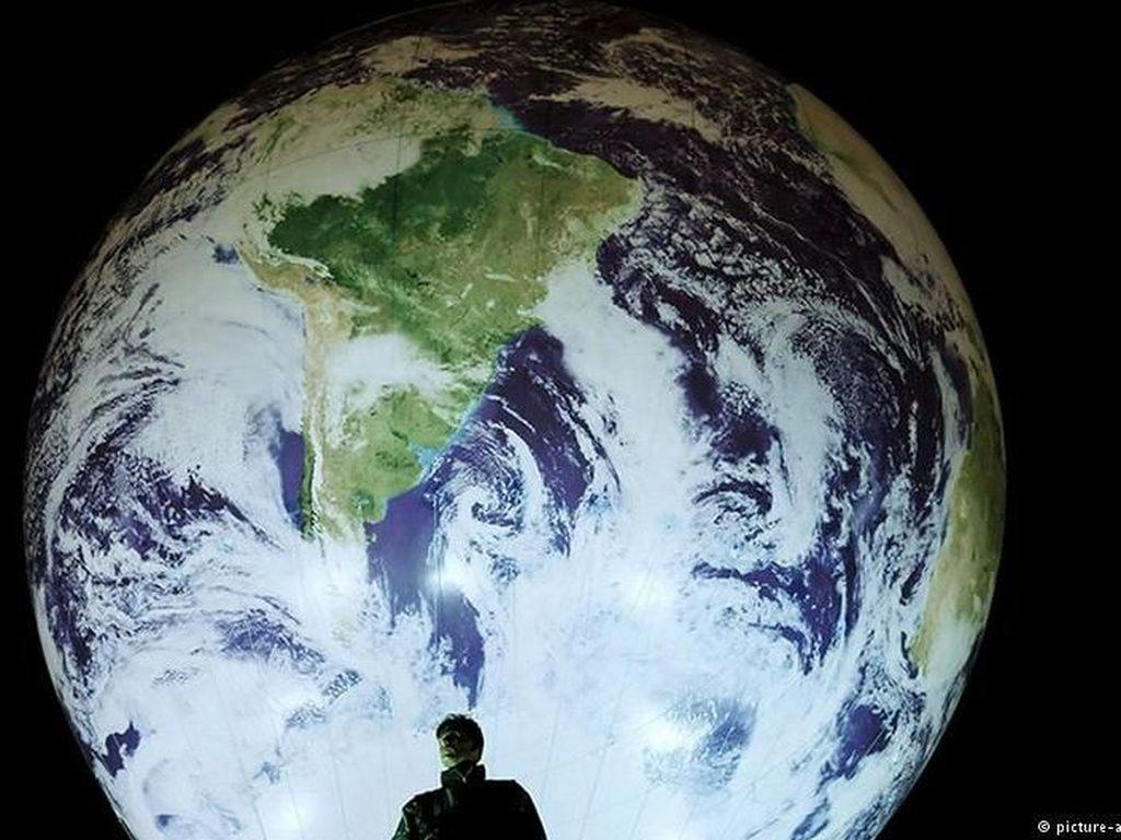 Laporan Iklim Amerika Serikat: 2017 Tahun Terpanas