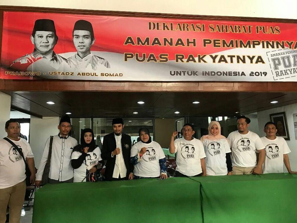 Prabowo-Ustaz Abdul Somad Menguat, Apa Kabar Salim Segaf?
