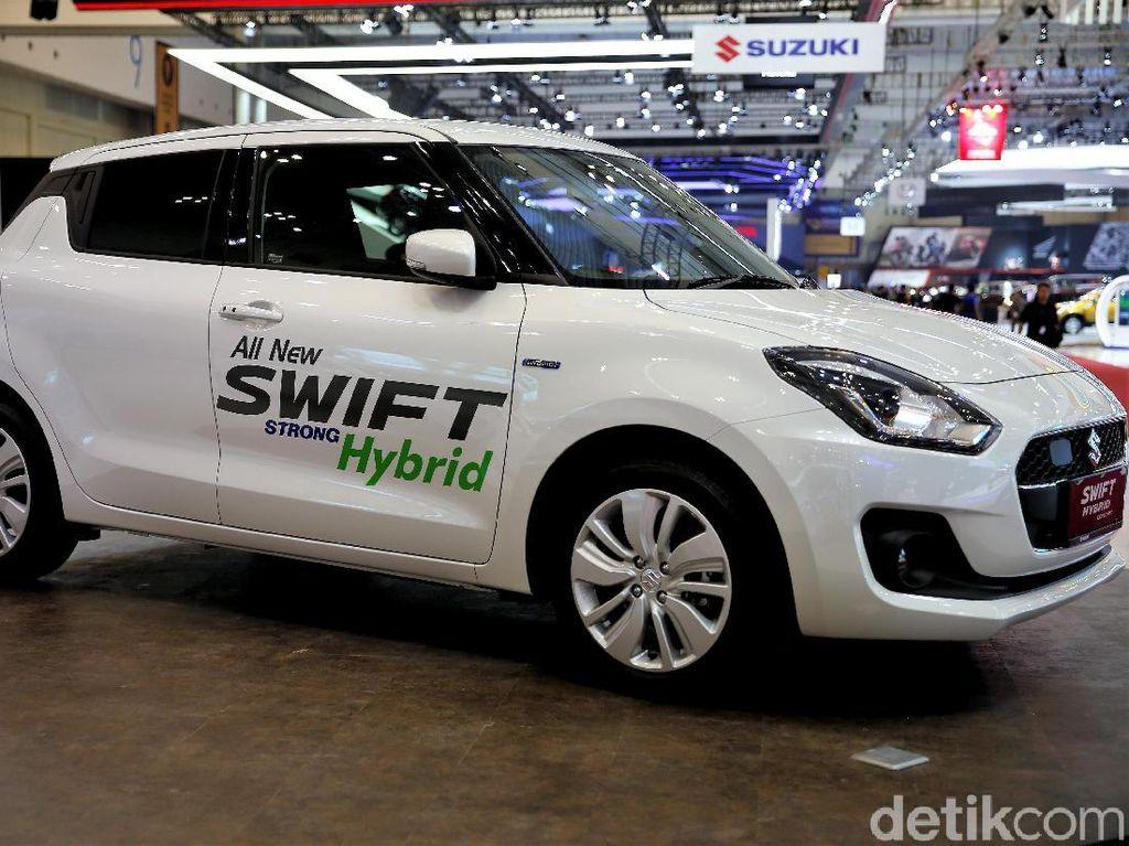 Alasan Suzuki Kenalkan Swift Hybrid Sama seperti Jimny di GIIAS 2018