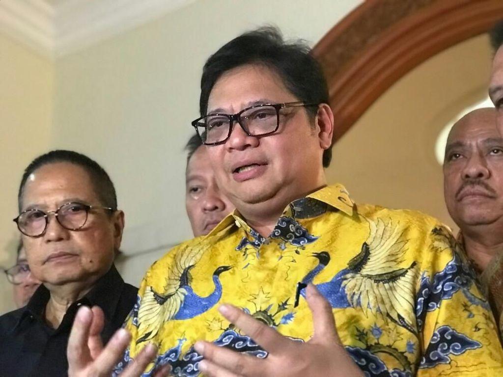 Ketum Parpol Pro-Jokowi akan Rapat Lagi Sebelum Daftar Capres