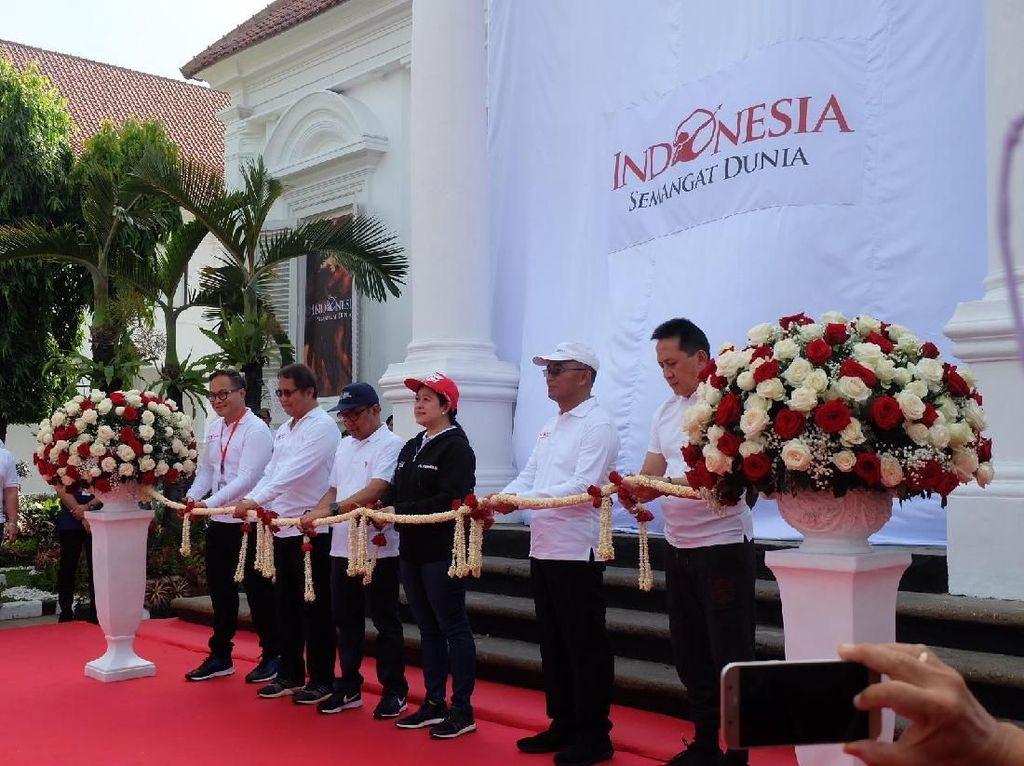 Pameran Seni Koleksi Istana Kepresidenan Resmi Dibuka Hari Ini!