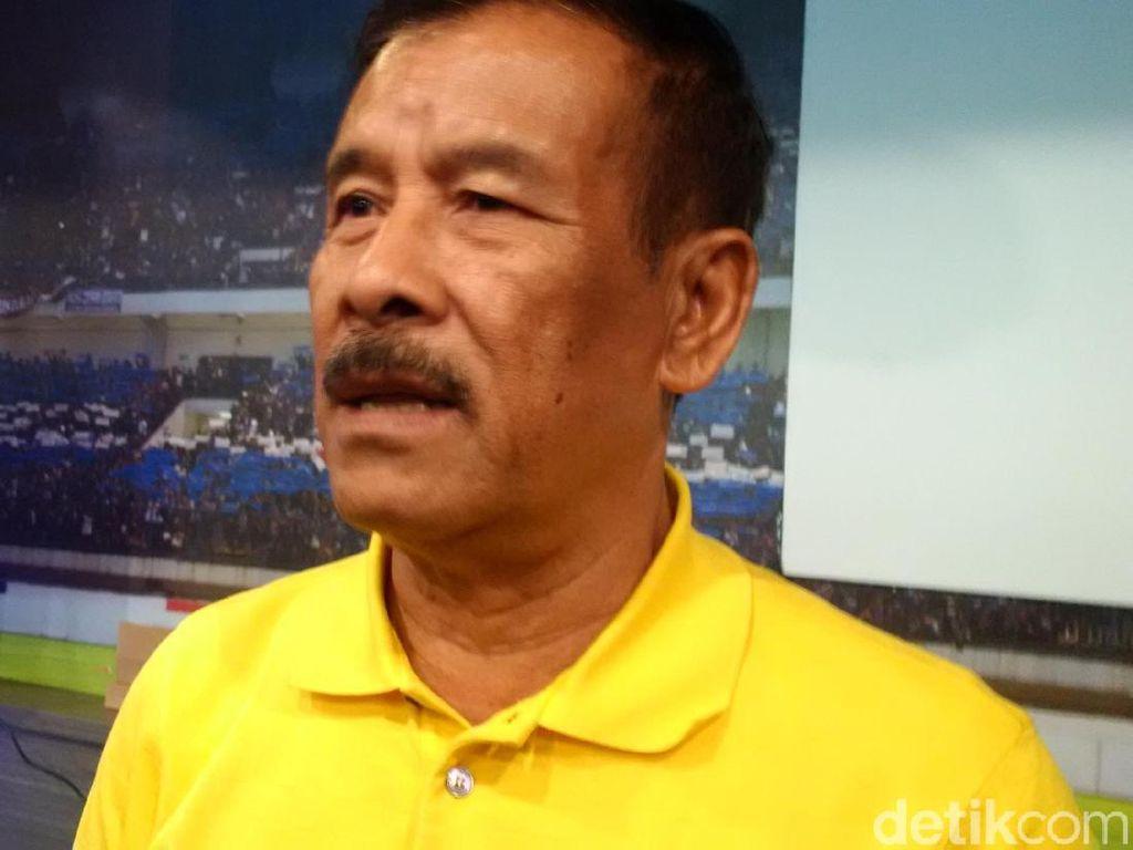 Pernah Disindir Edy Rahmayadi, Umuh Tegaskan Tolak Jadi Ketua Umum PSSI