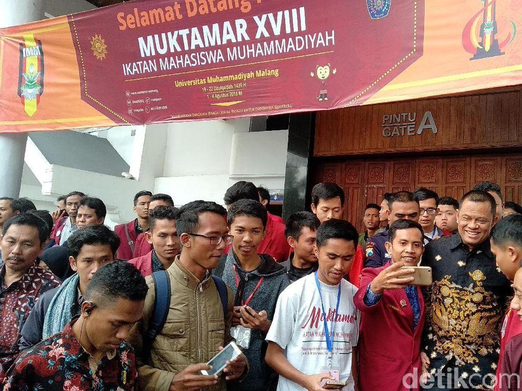 Gatot Nurmantyo Masih Berharap Ada Poros Baru Pilpres 2019