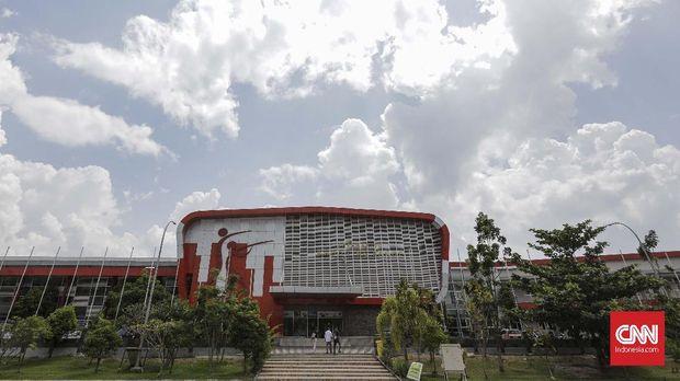 Rifanfinancindo | Venue untuk cabang olahraga menembak di Jakabaring.
