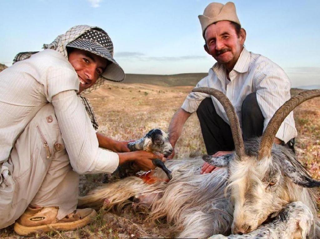Potret Orang-orang Nomaden Terakhir di Bumi