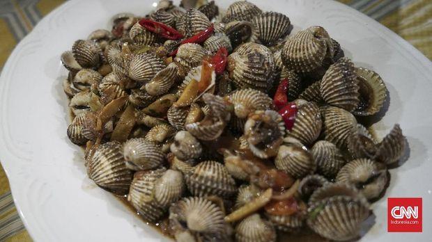 ilustrasi seafood