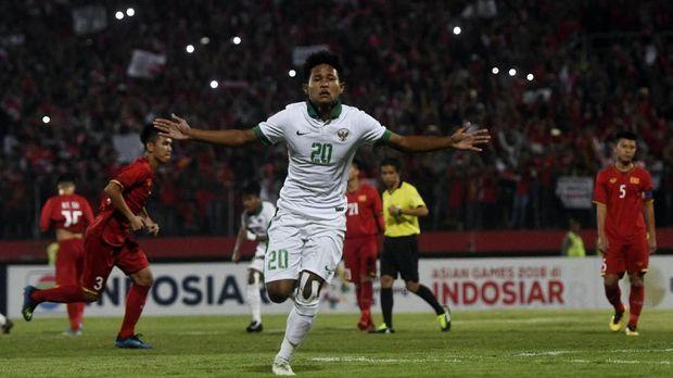 Timnas Indonesia U-16 meraih hasil sempurna di babak penyisihan grup.