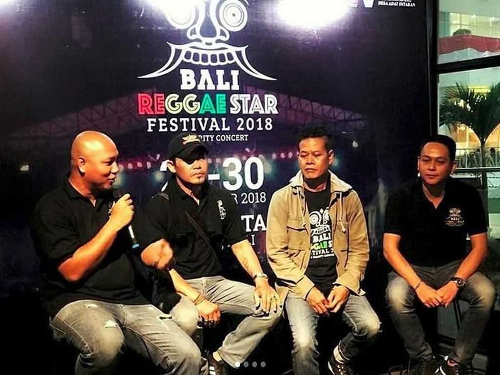 Bali Reggae Star Festival Digelar Akhir September 2018
