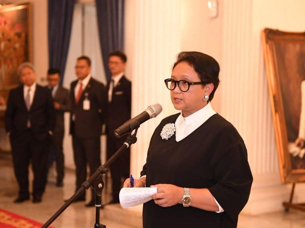 Menlu: Konfirmasi Kasus Corona di ASEAN 33.295, Kematian 1.240 Per 22 April