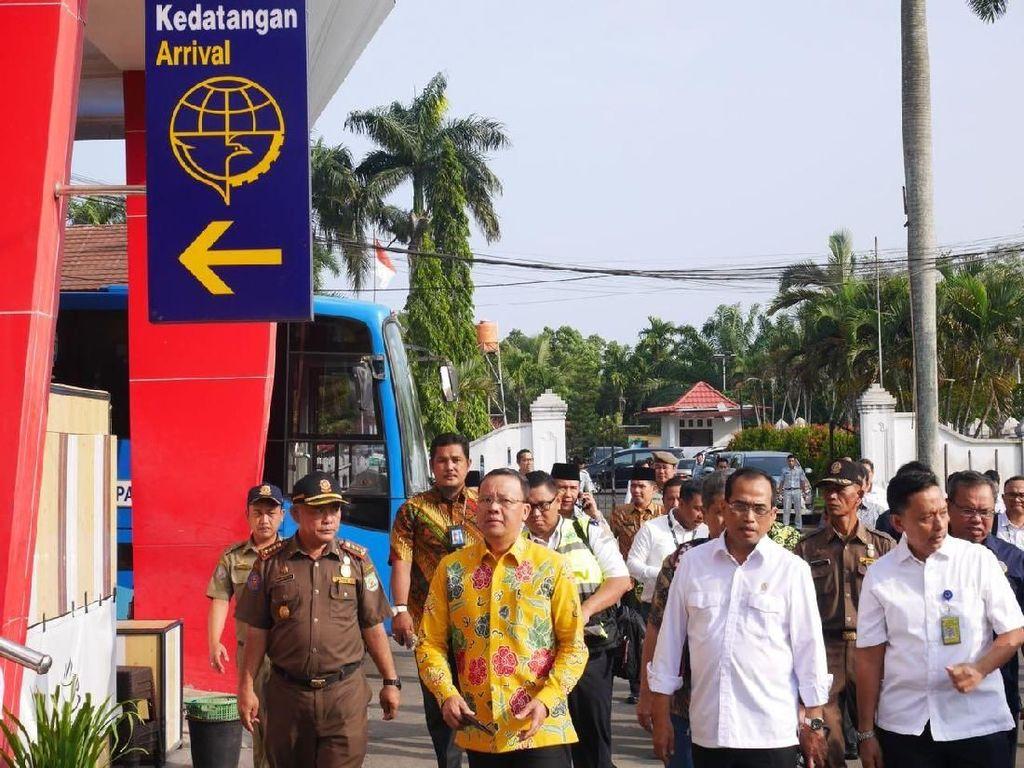 Bandara Fatmawati Soekarno Akan Dibenahi untuk Tingkatkan Wisatawan