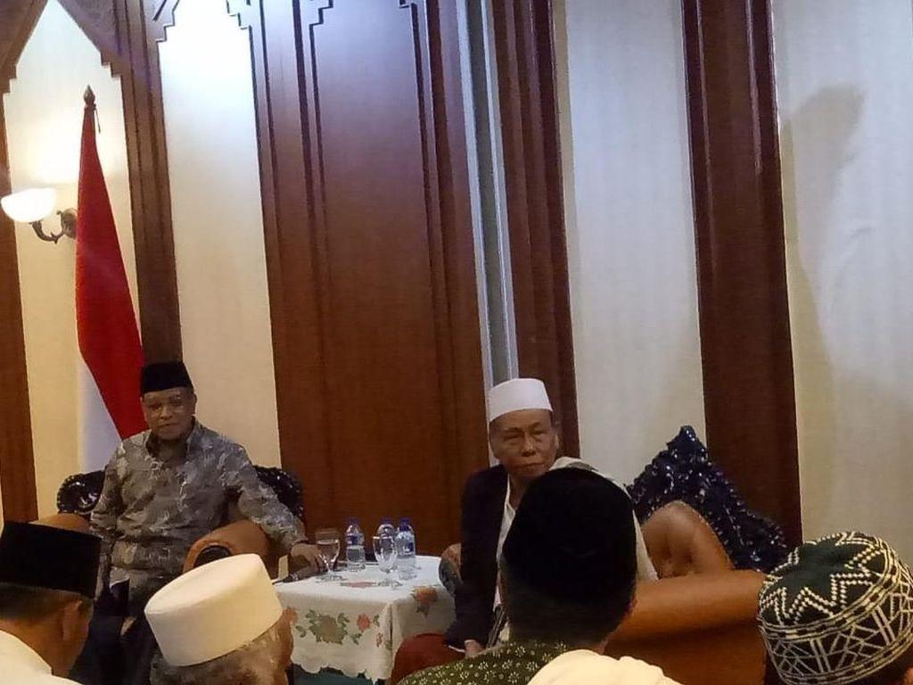 Bertemu Said Aqil, Para Kiai Usulkan Cak Imin Cawapres Jokowi