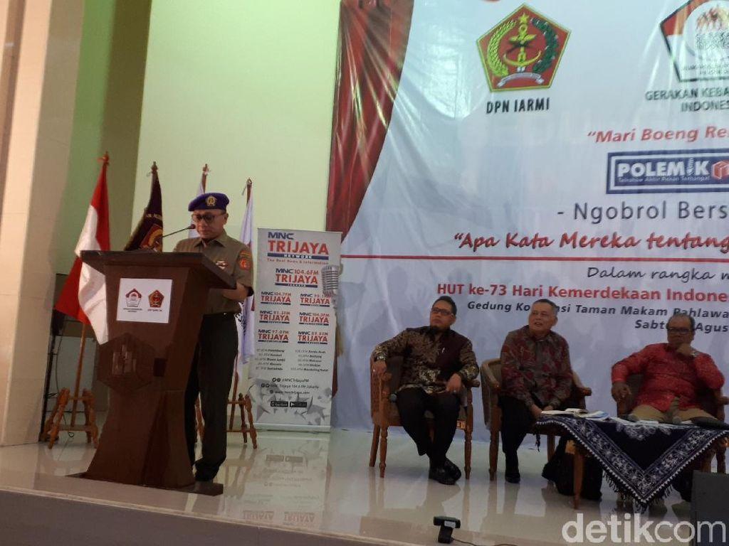 Ketua MPR: Pembahasan GBHN akan Dibawa Rapat Paripurna 16 Agustus