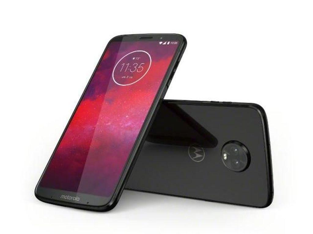 Motorola Rilis Ponsel 5G Pertama di Dunia
