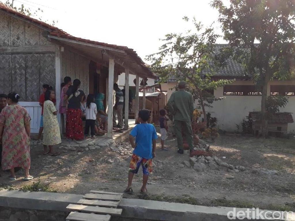 Densus Tangkap 4 Terduga Teroris di Tegal