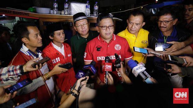 Hasto Dinilai Berpeluang Jadi Ketua Tim Pemenangan Jokowi