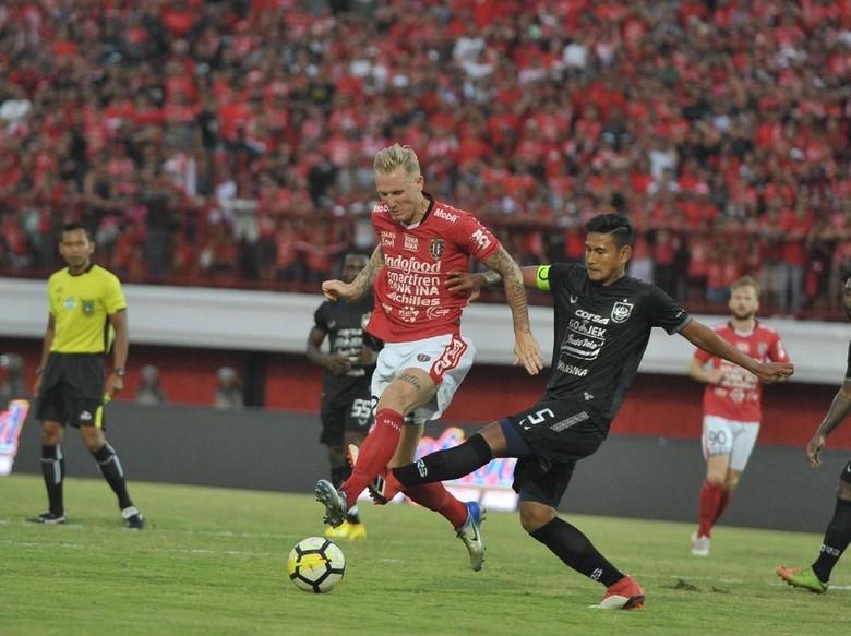 Hasil Liga 1 2018: Bali United Atasi Psis 2-0