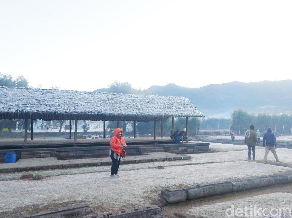 Hari ke-2 Dieng Culture Festival Sampai Minus 4 Derajat Celsius