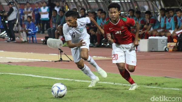 Timnas U-16 Kantongi Keunggulan Malaysia