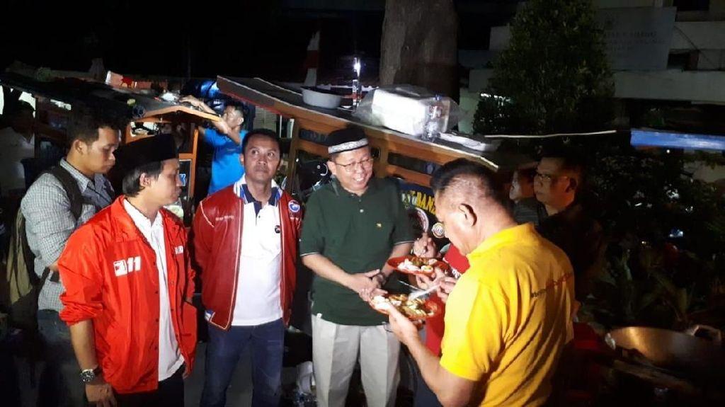 Koalisi Jokowi Santap Nasgor hingga Siomay Sebelum Bicara Pilpres